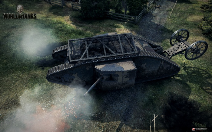 World of tanks zombies игра rush